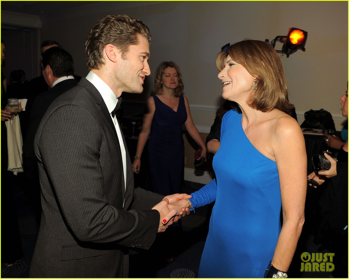 chace crawford matthew morrison white house correspondents dinner 08