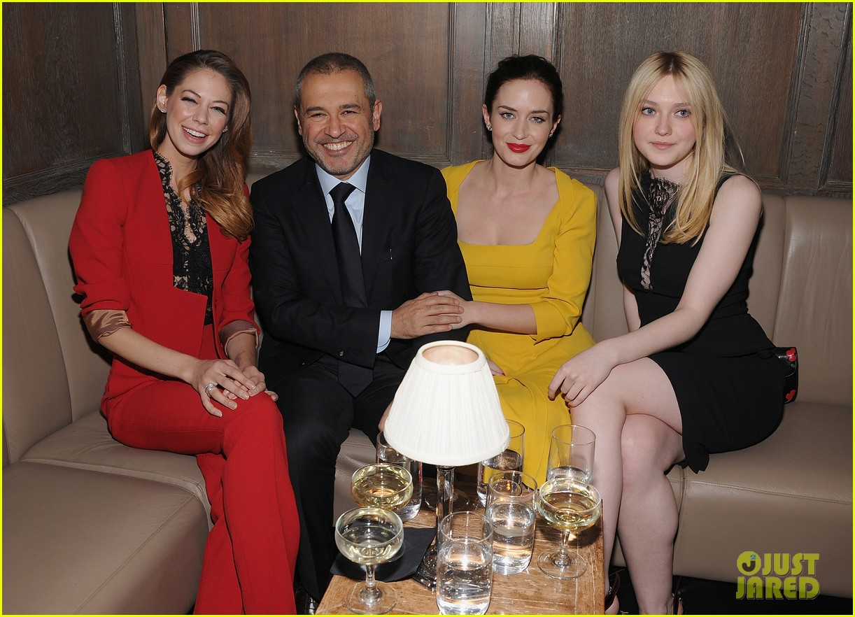 dakota fanning elie saab dinner 102645859