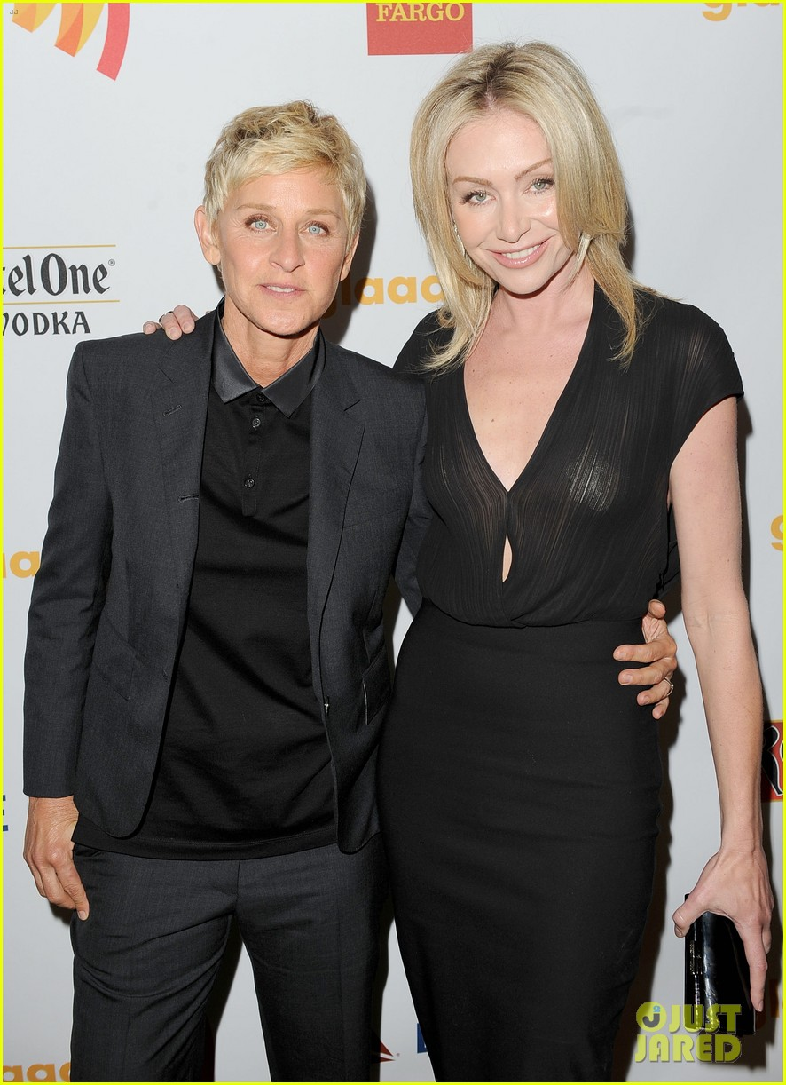 Why do gay couples usually have a more masculine and more for Ellen degeneres and portia de rossi story