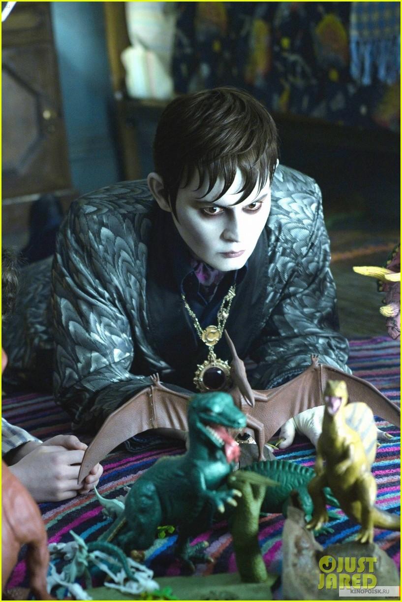 Johnny Depp New Dark Shadows Pictures Photo 2647665