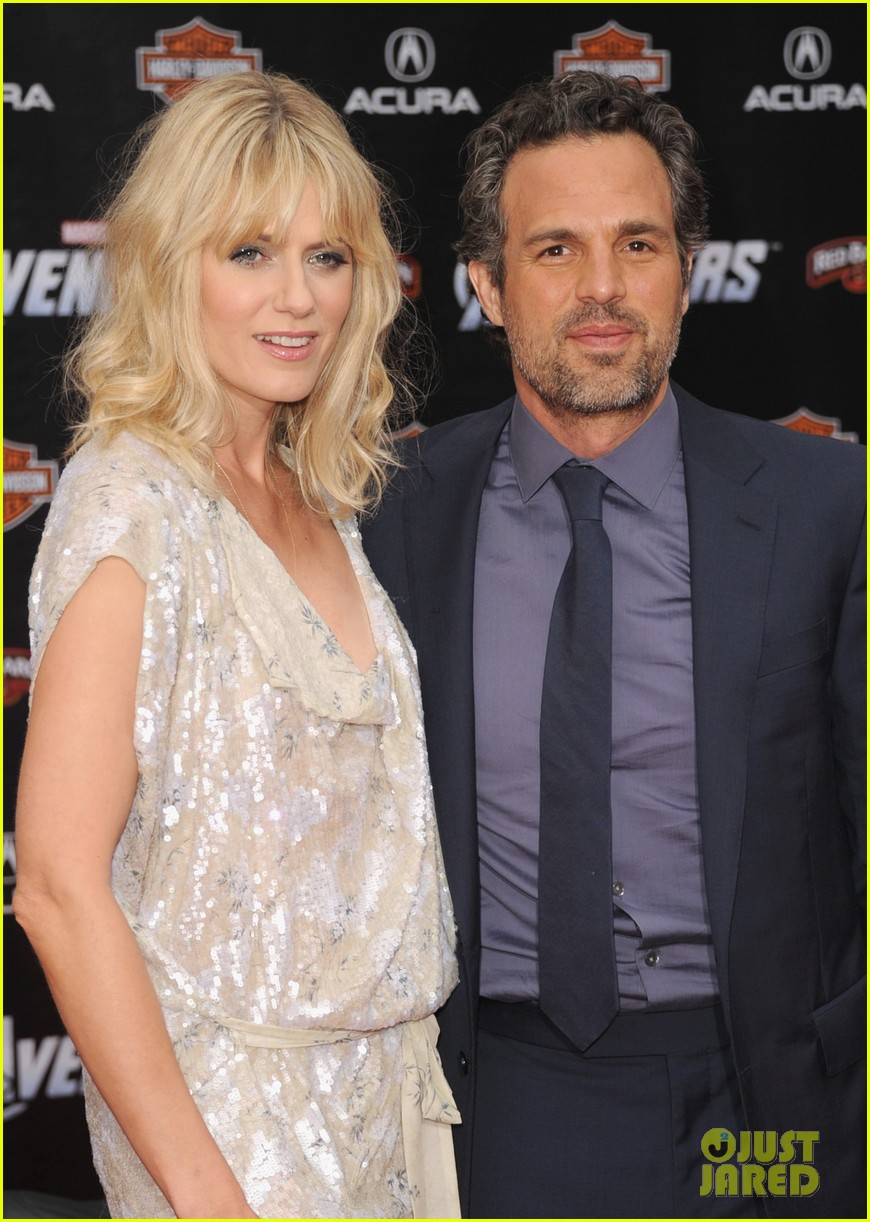 robert downey jr avengers premiere with wife susan 072647842