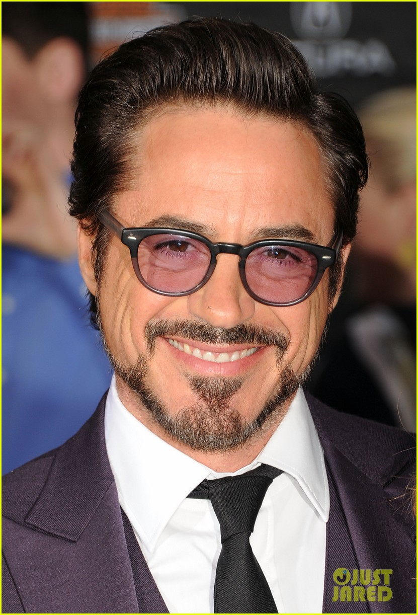 robert downey jr avengers premiere with wife susan 152647850