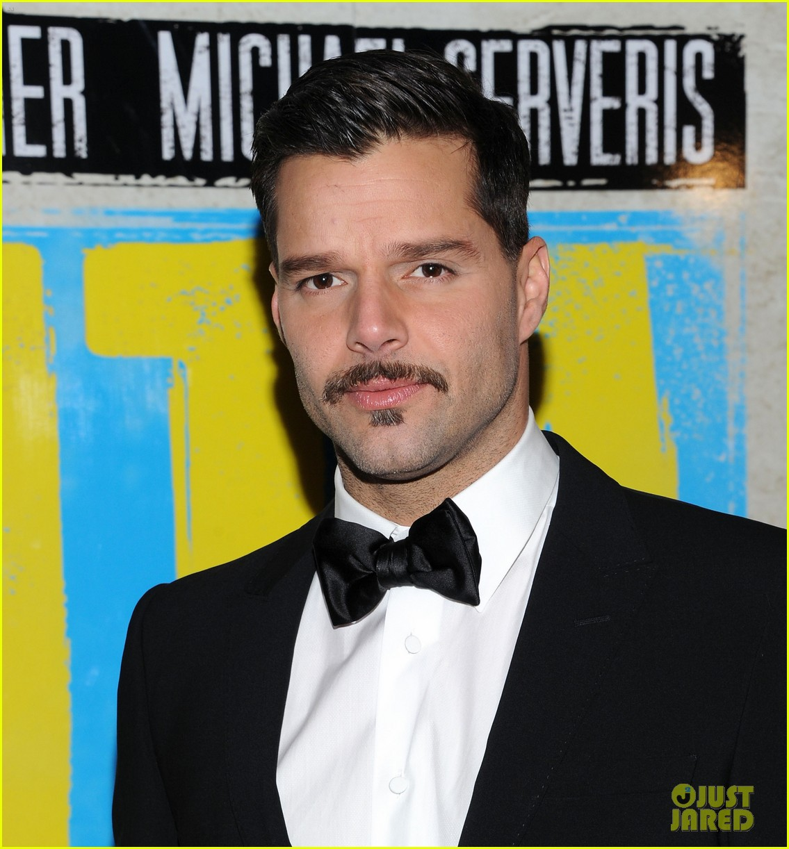 ricky martin evita broadway opening night 162645810