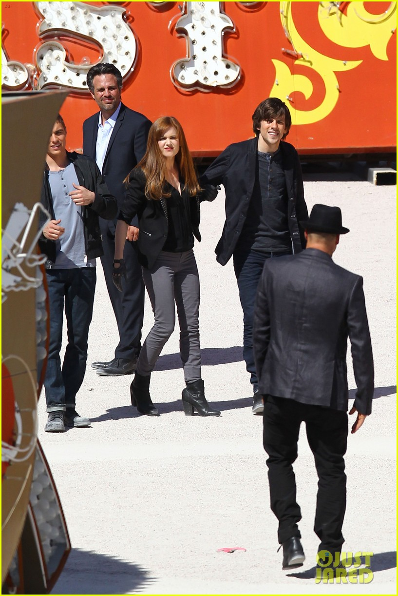 isla fisher now you see me with woody harrelson 042647128