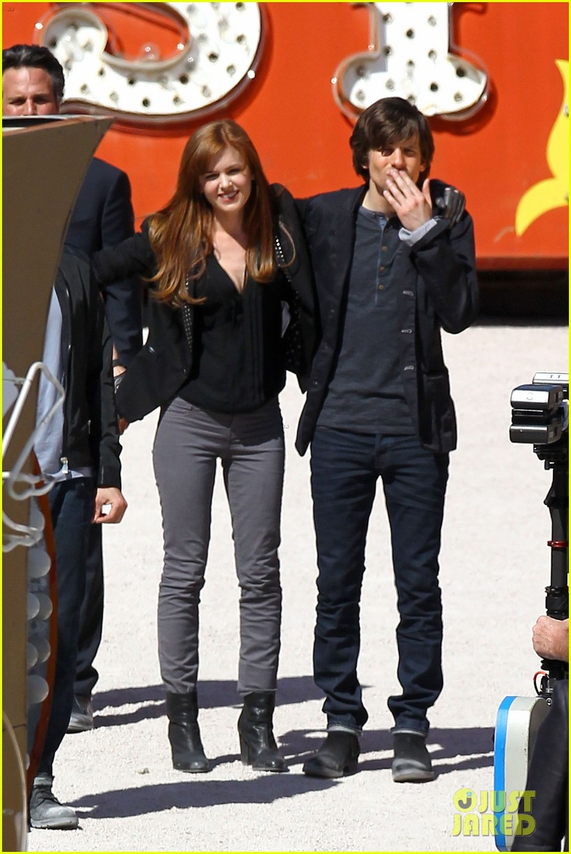 isla fisher now you see me with woody harrelson 072647131