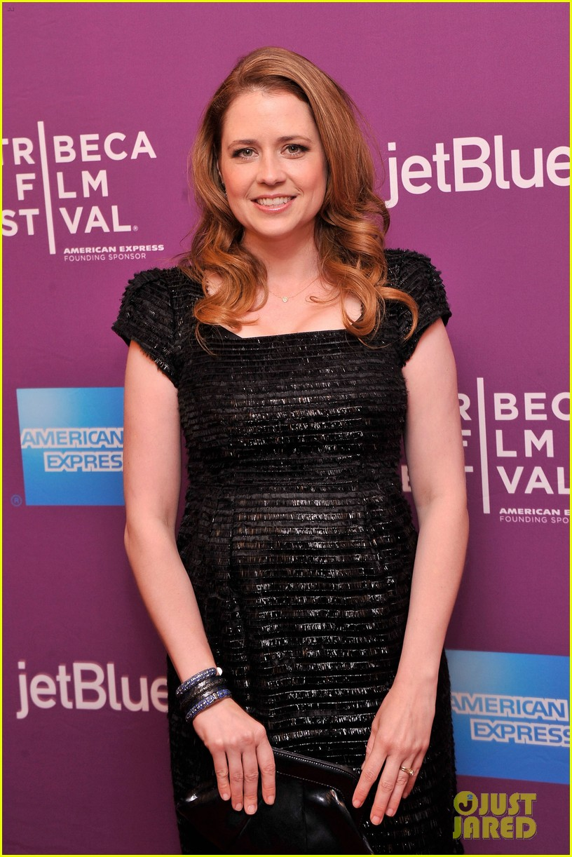jenna fischer lee kirk giant mechanical man premiere 10