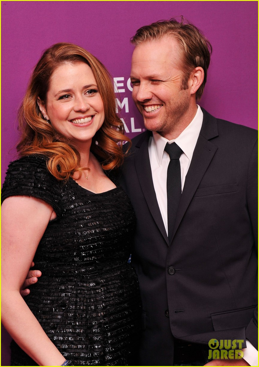 jenna fischer lee kirk giant mechanical man premiere 18