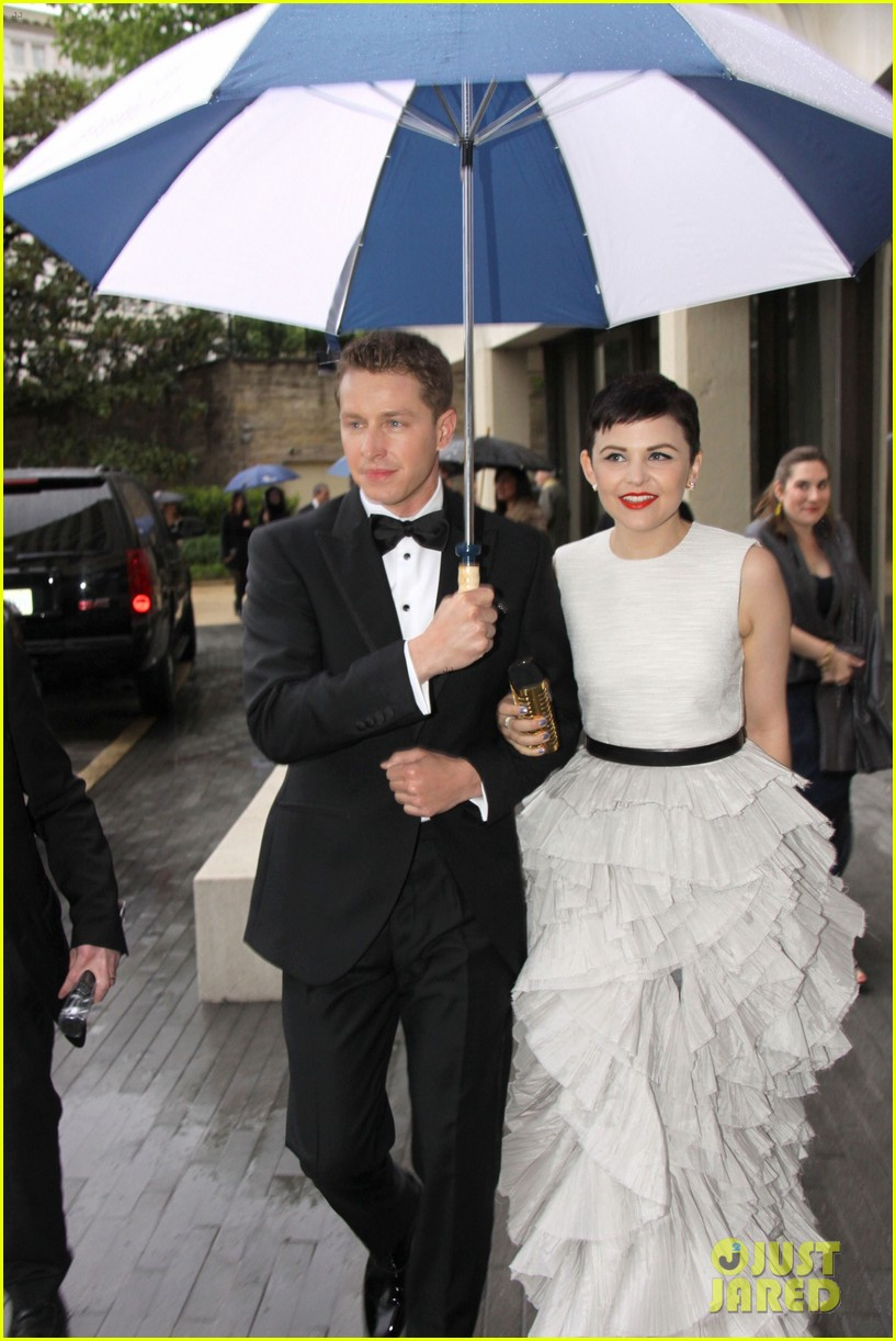 ginnifer goodwin claire danes white house 142654951