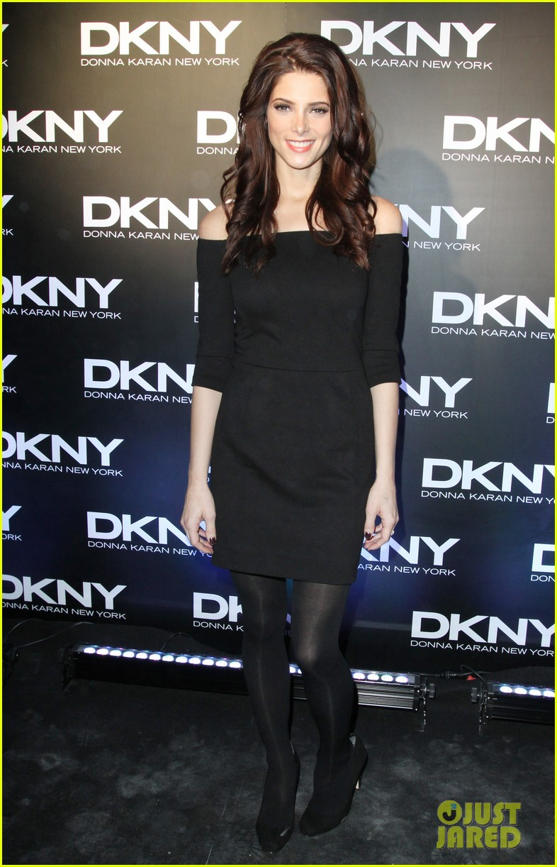 ashley greene dkny russia 01