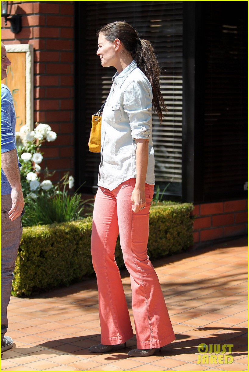 katie holmes toscana lunch 102644810