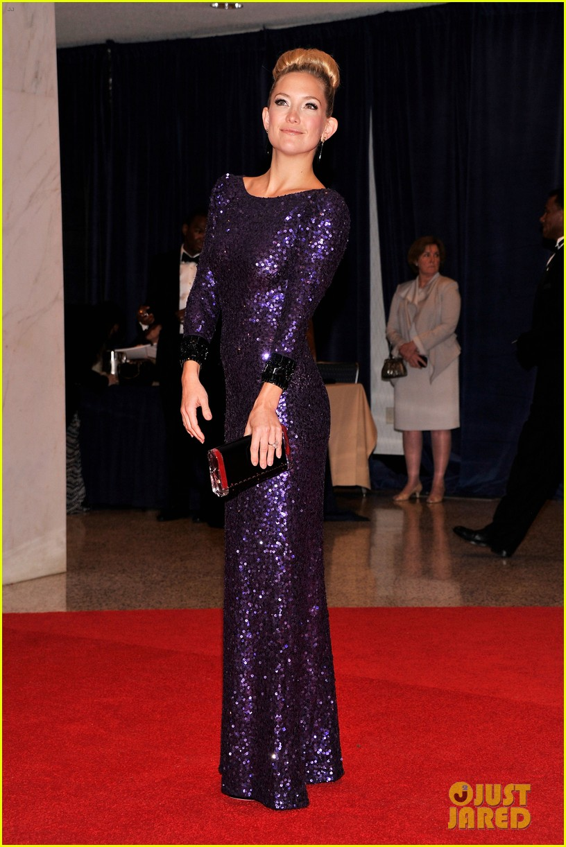 kate hudson white house correspondents dinner 10
