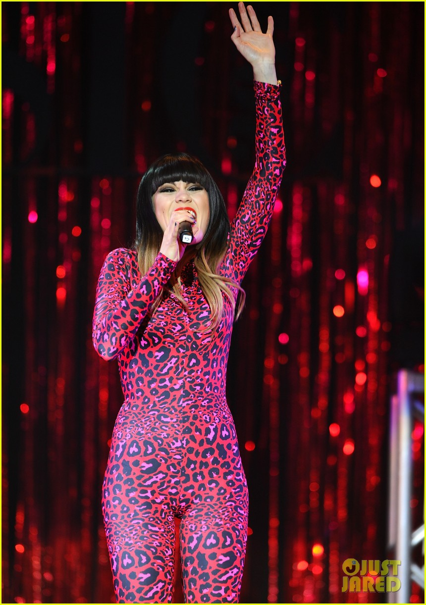 jessie j elles women in music 2012 performer 08