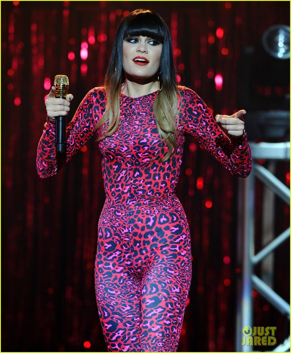 jessie j elles women in music 2012 performer 10