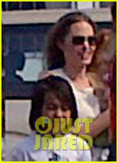 brad pitt angelina jolie engagement celebration vacation 022651361