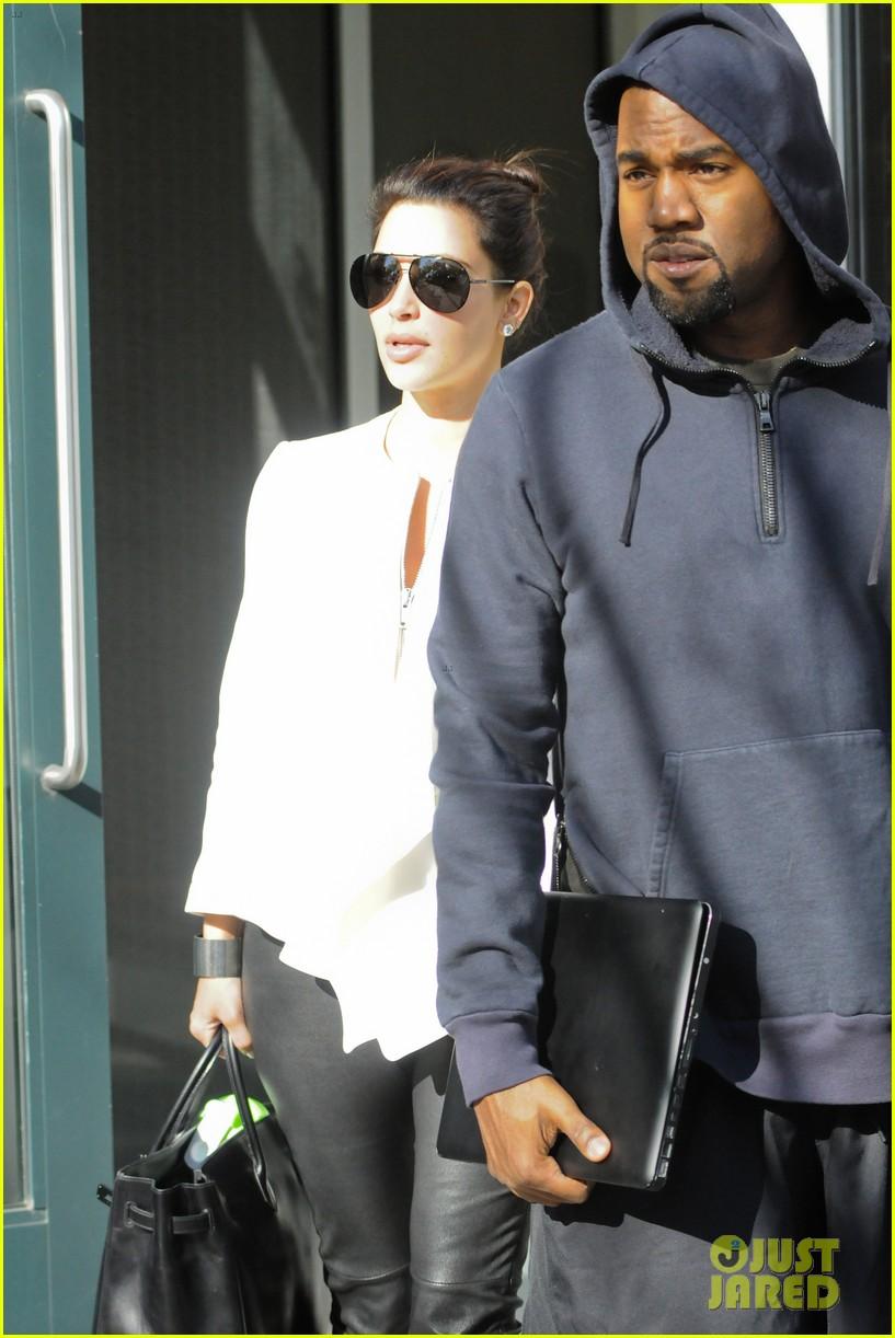 kim kardashian kanye west saturday morning brunch 012654717