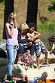heidi klum cold water park 07