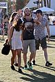 zoe kravitz penn badgley coachella couple 18