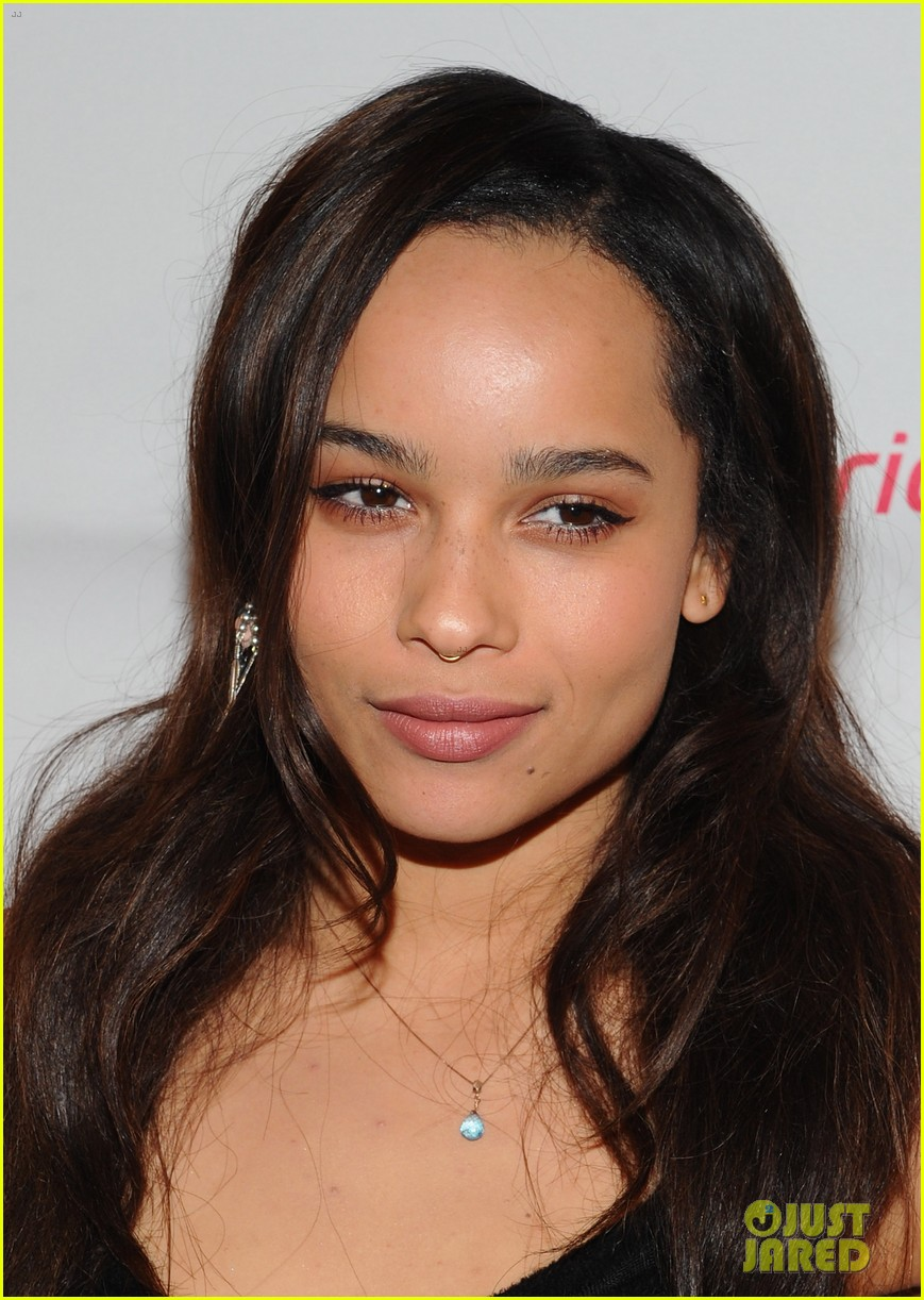 zoe kravitz virgin america launch party 09