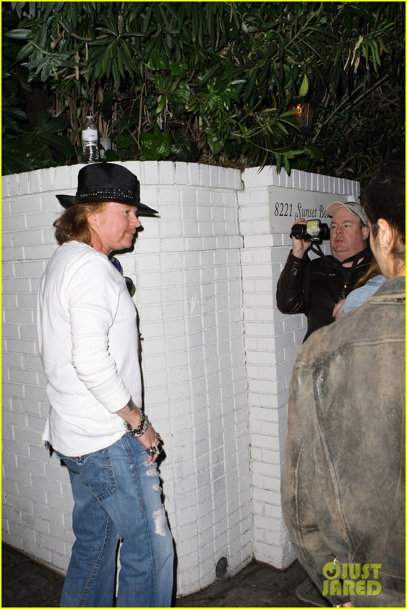 lana del rey axl rose chateau marmont 102646251
