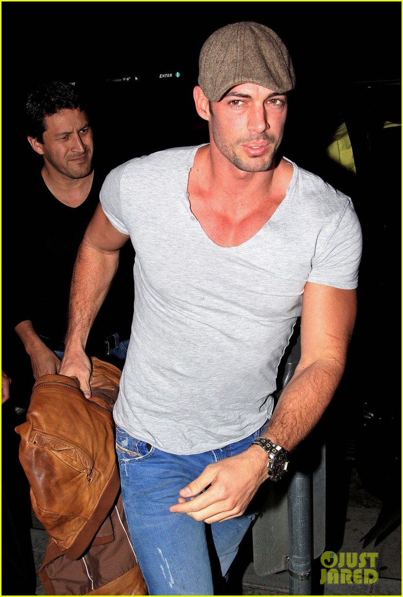 william levy date night at mastros 092646840