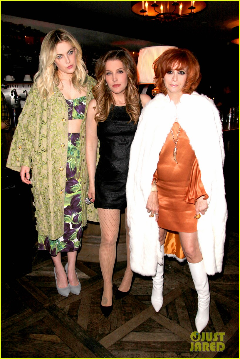 lisa marie preseley riley keough commando 062654665