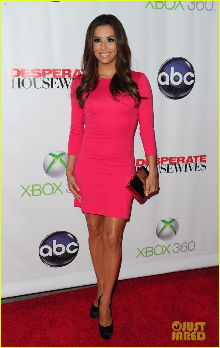 eva longoria desperate housewives series finale party 032655608