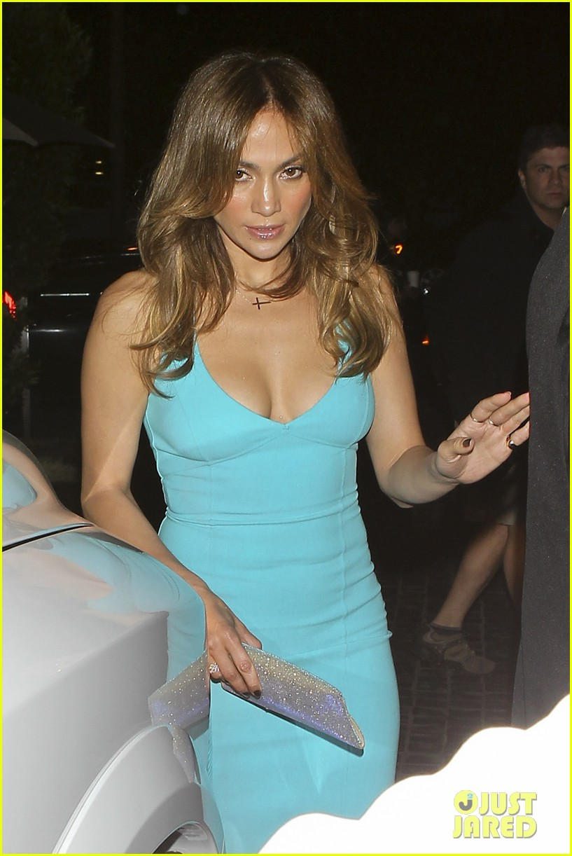 jennifer lopez casper smart birthday dinner 012646205