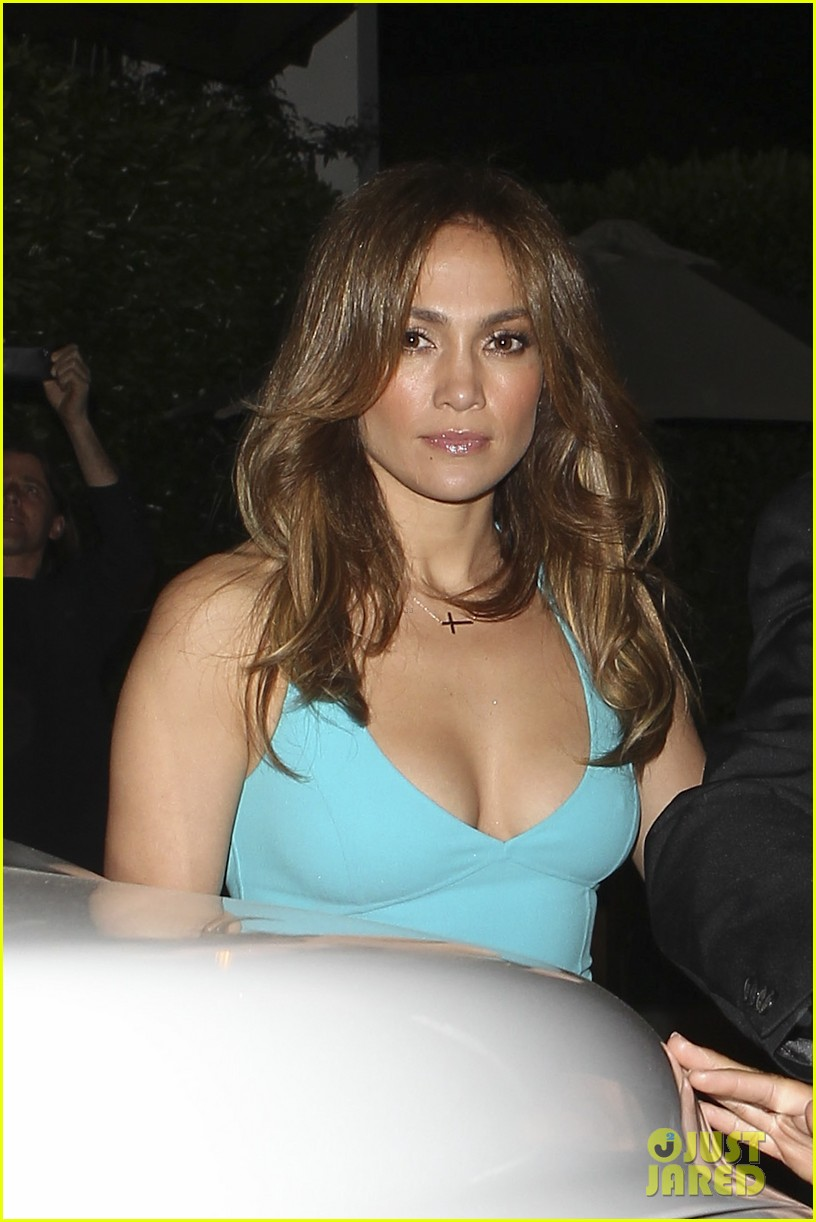 jennifer lopez casper smart birthday dinner 072646211