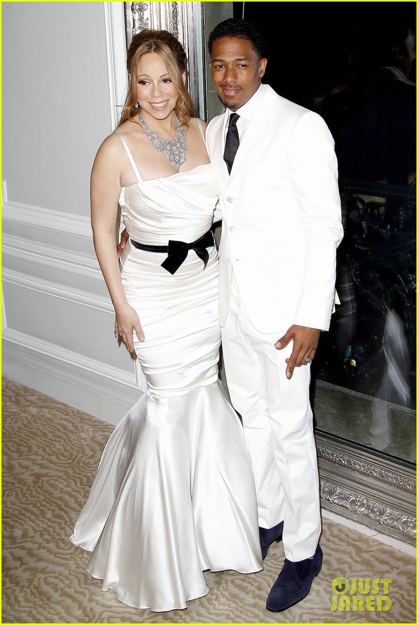 mariah carey nick cannon renew wedding vows 032654344