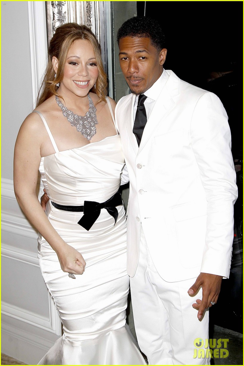 mariah carey nick cannon renew wedding vows 072654348