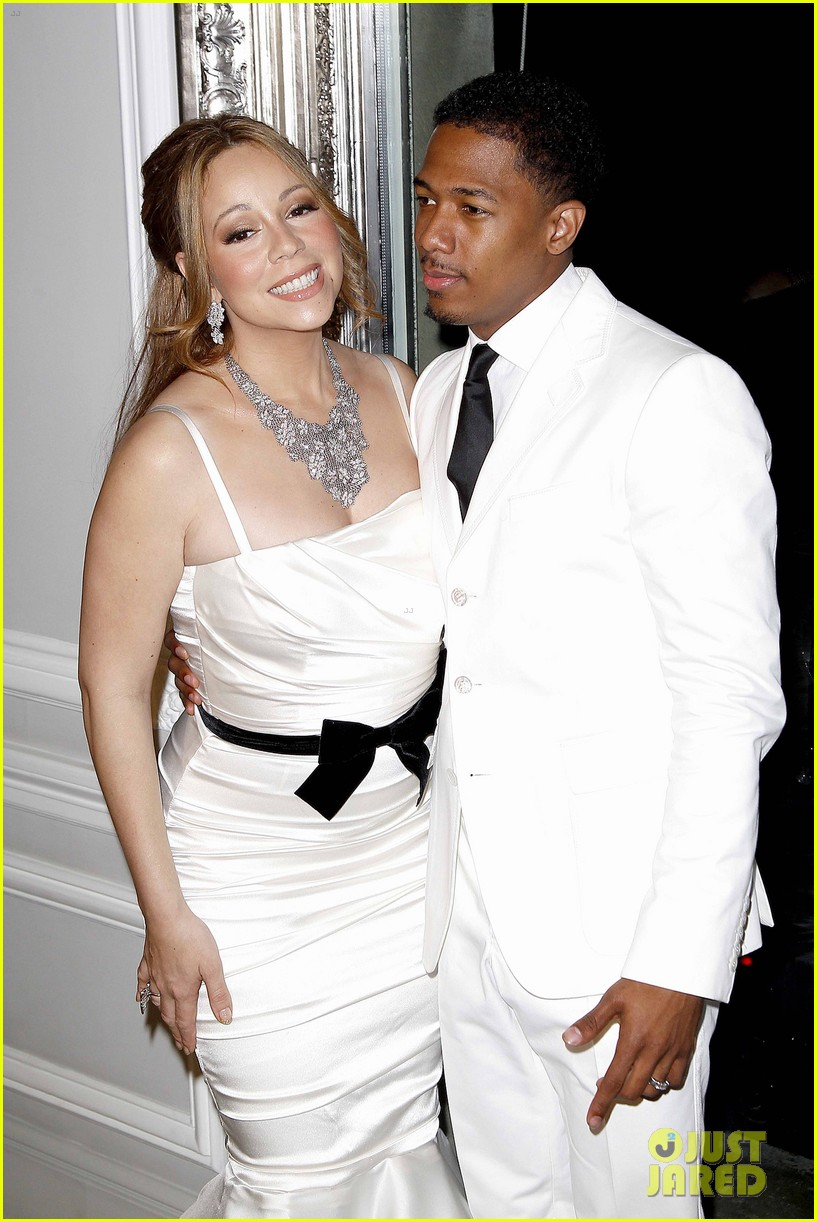 mariah carey nick cannon renew wedding vows 132654354