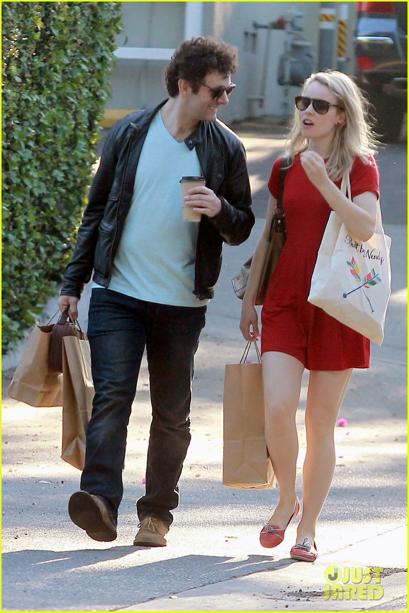 rachel mcadams michael sheen shopping 022652351