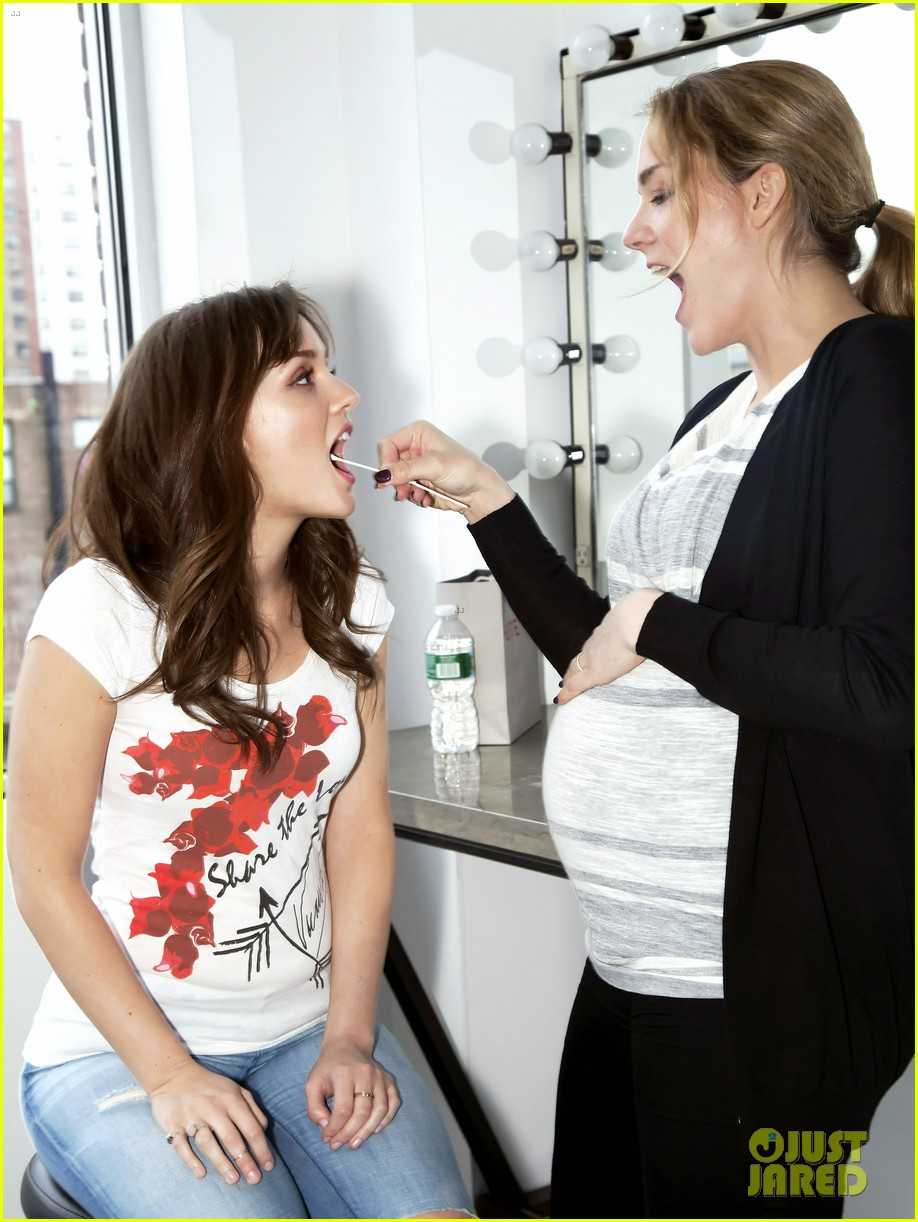 leighton meester swabbed dkms 052644966