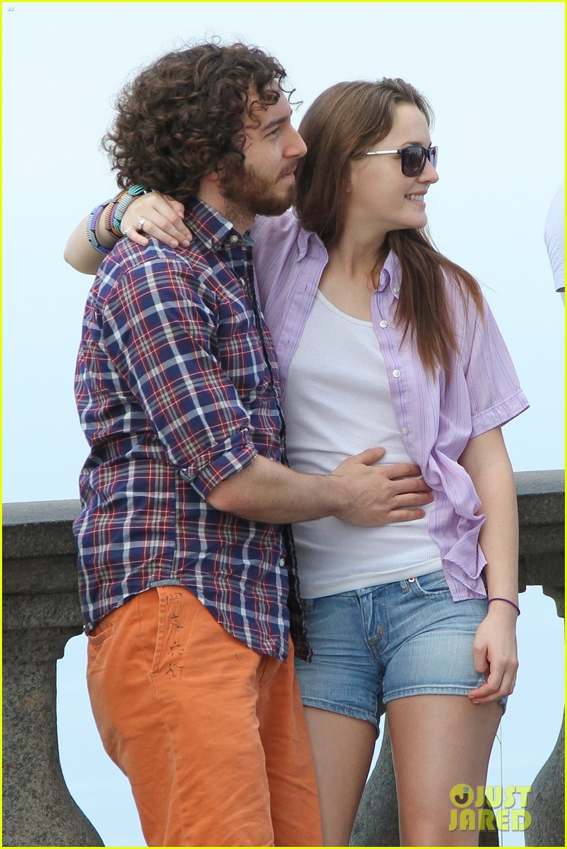 Leighton Meester: Rio with Aaron Himelstein!: Photo ...