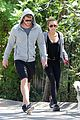 miley cyrus liam hemsworth walk floyd 07