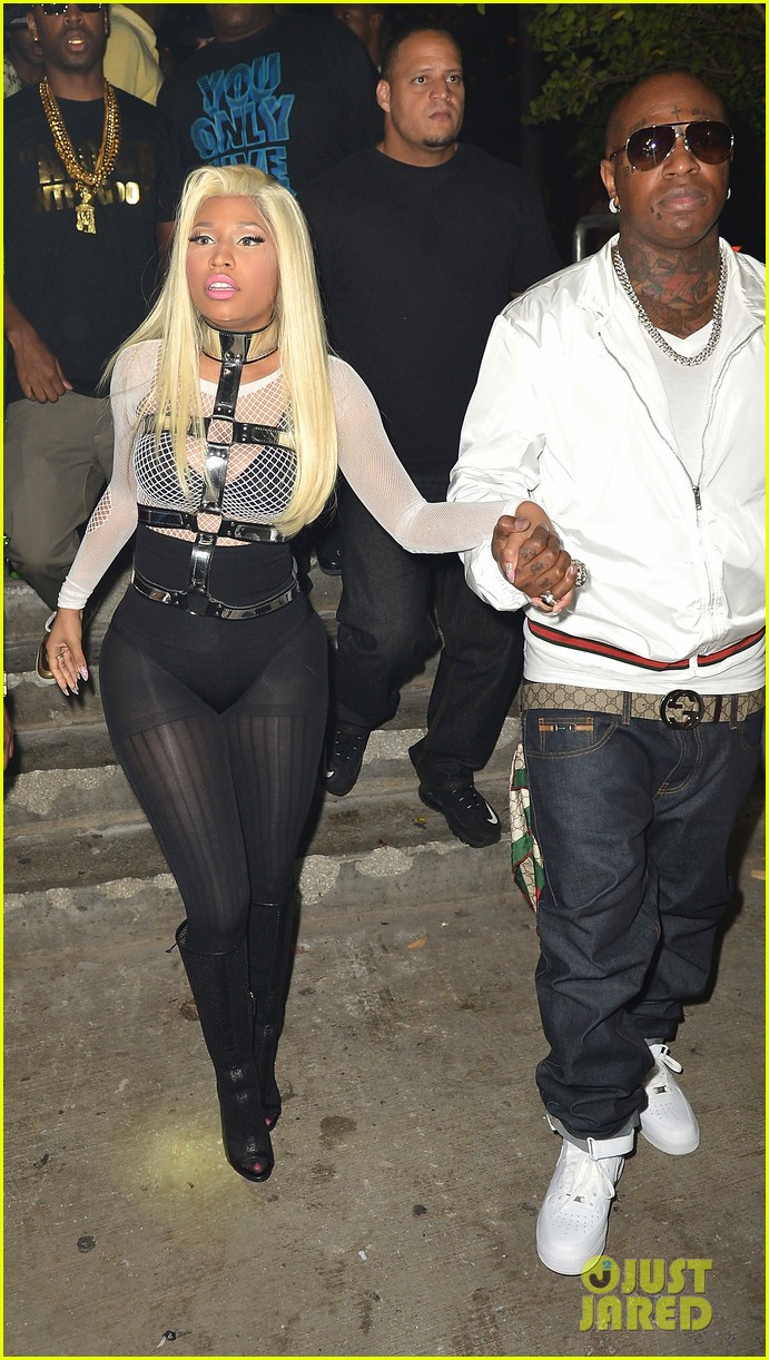 nicki minaj party 02
