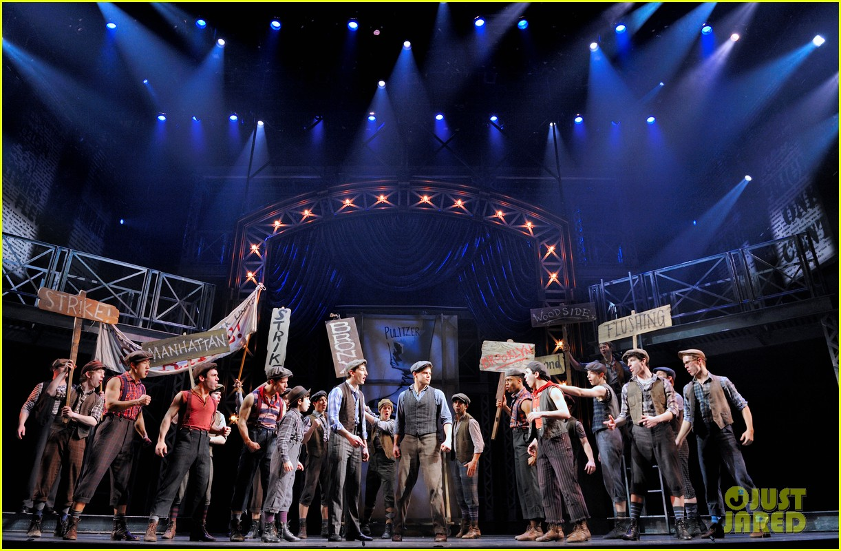 newsies on broadway 08