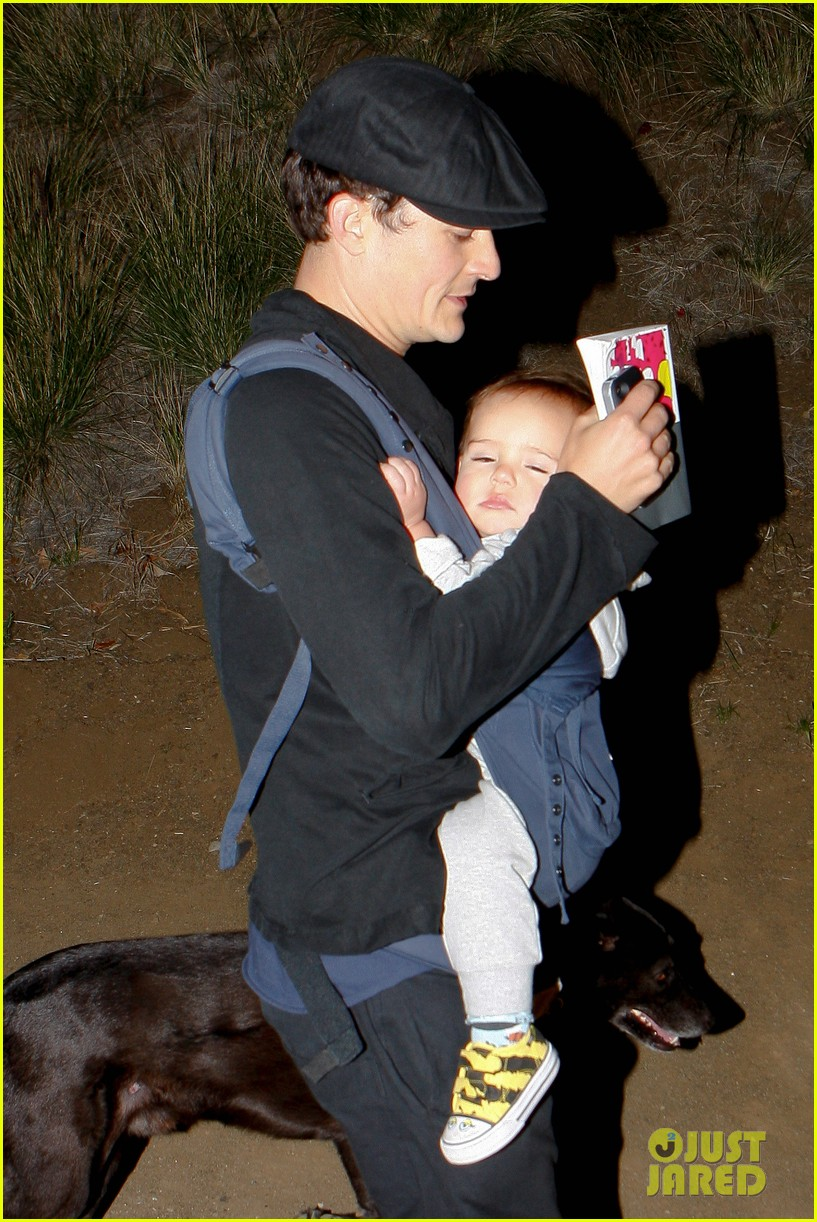 orlando bloom runyon flynn sidi 142645889