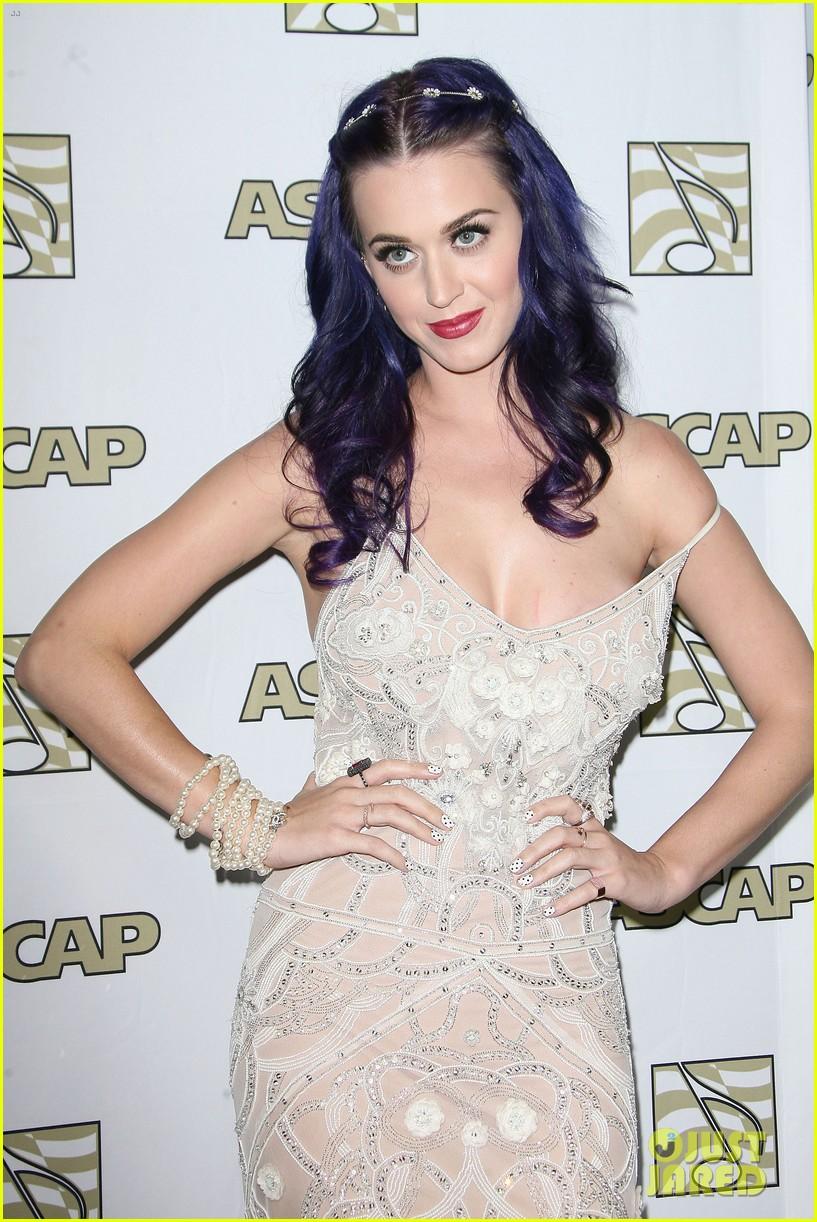 katy perry 2012 ascap pop music awards 032650787