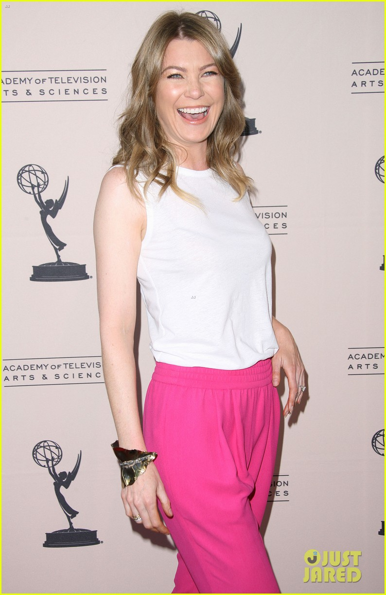 ellen pompeo an evening with shonda rhimes friends 132644683