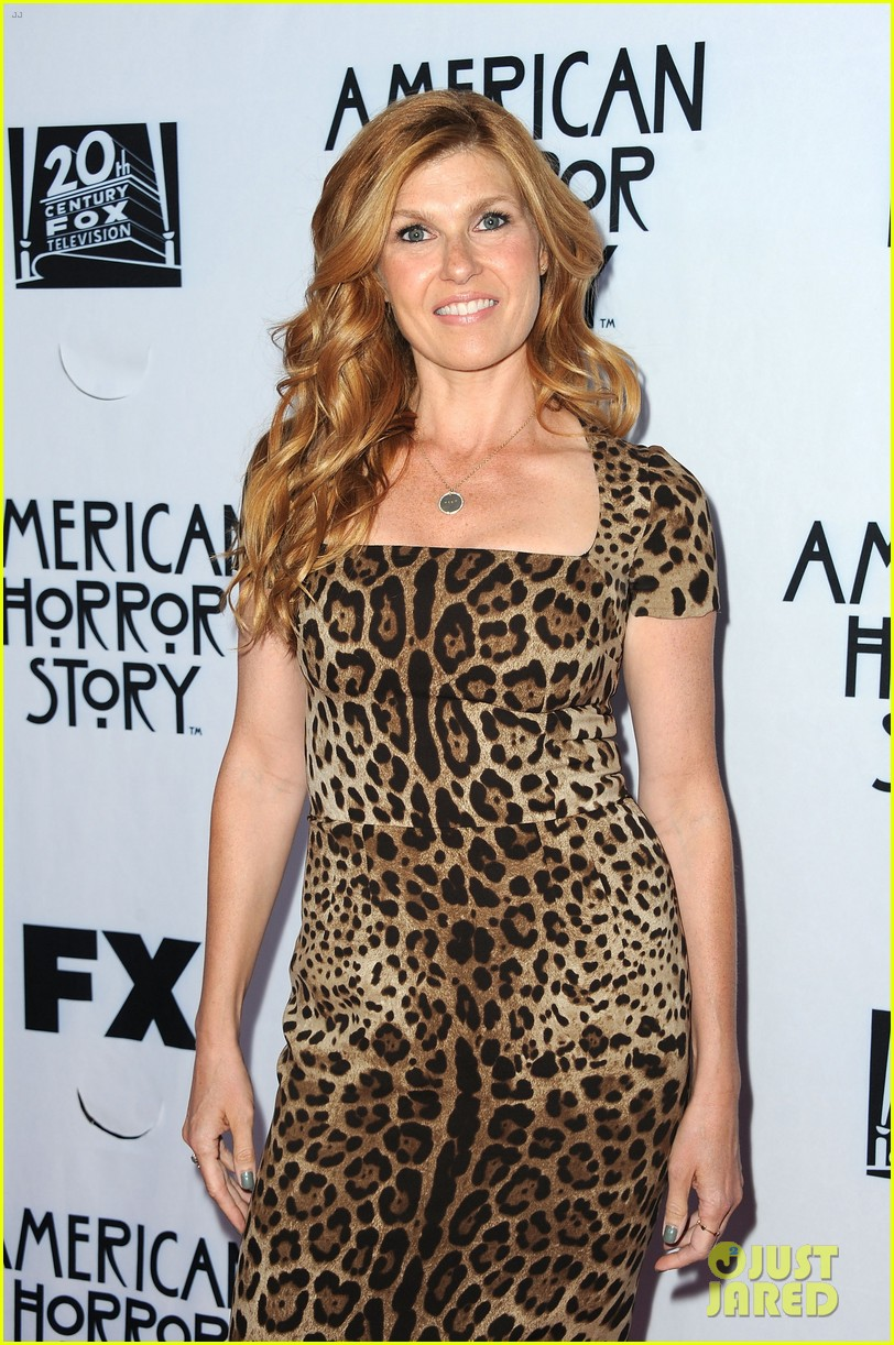 zachary quinto connie britton american horror story screening 032650750