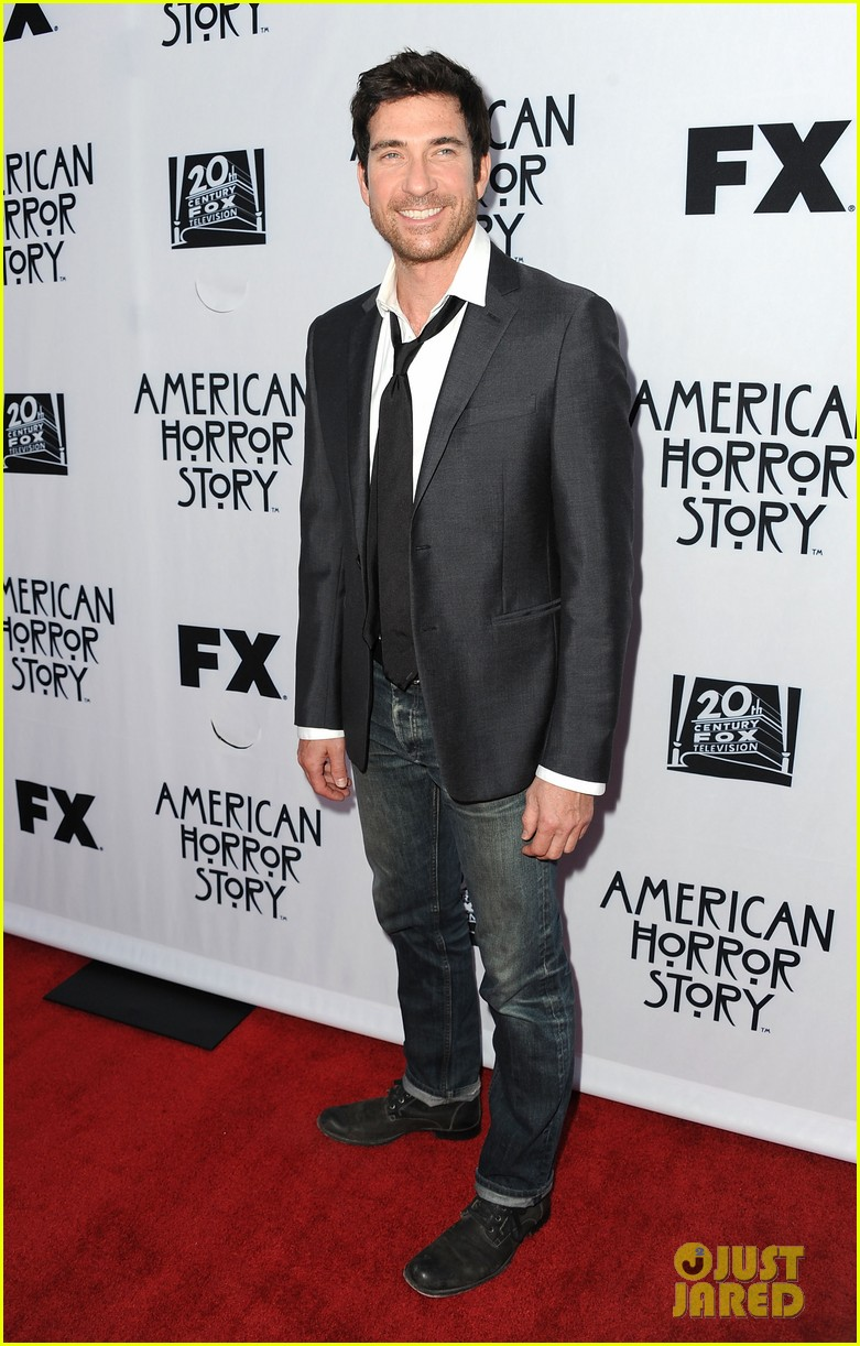 zachary quinto connie britton american horror story screening 122650759