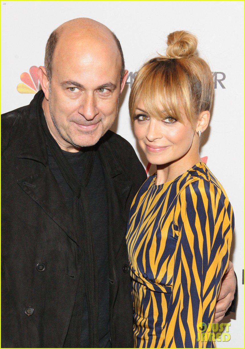 nicole richie hm fashion star celebration with john varvatos 06