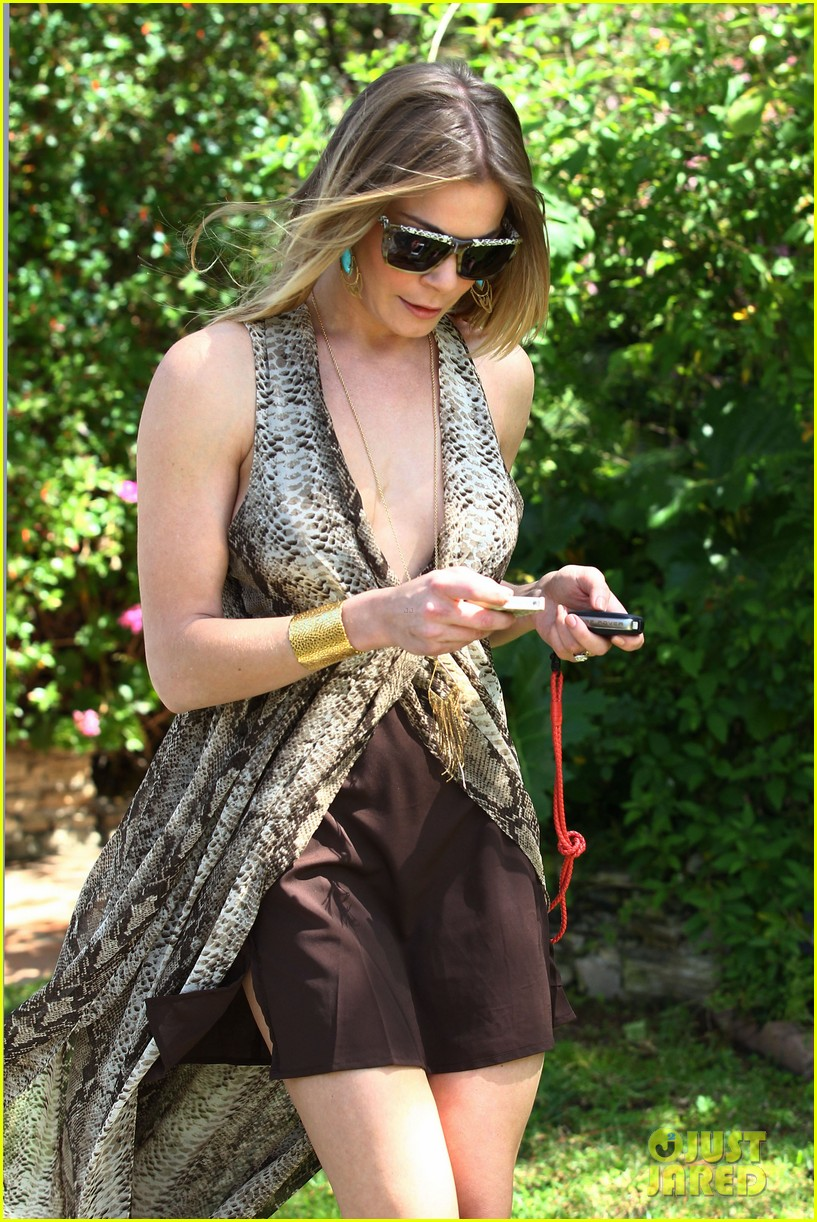 leann rimes hair appointment 32