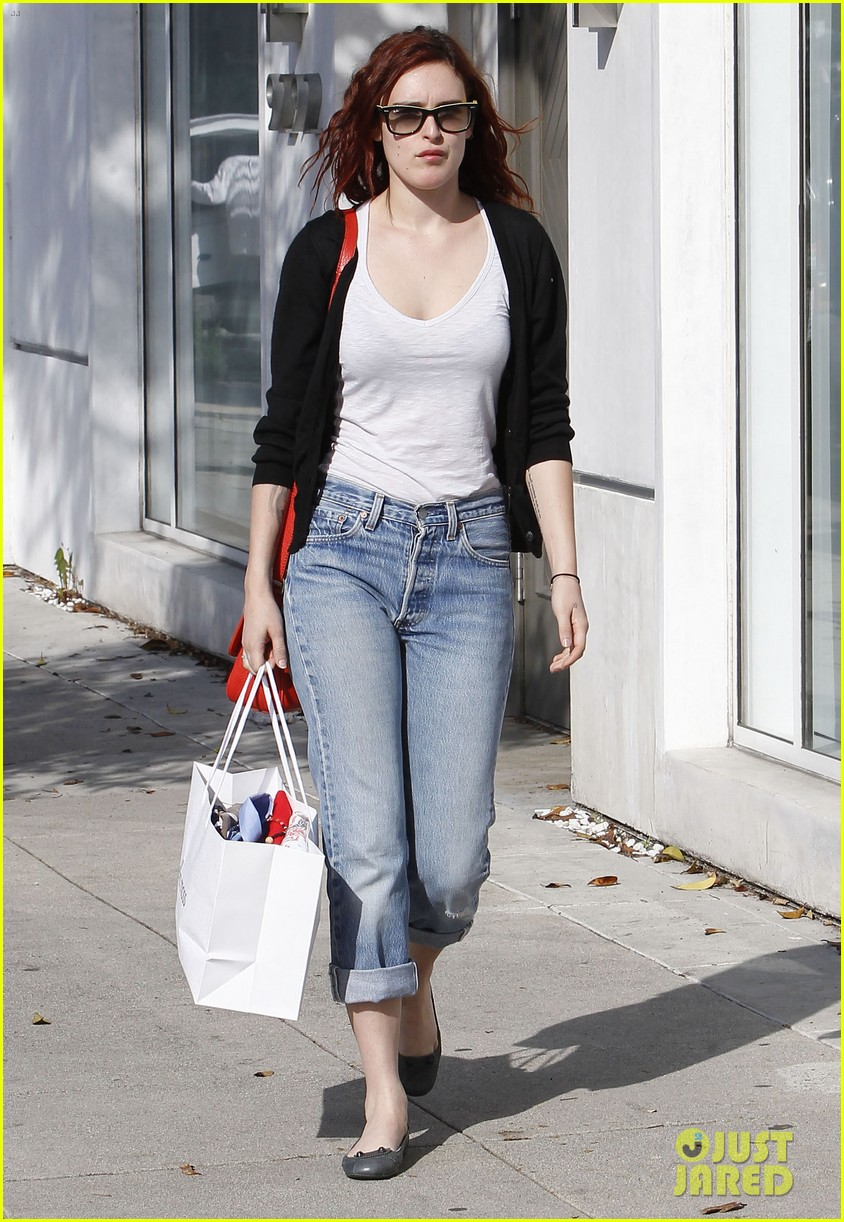 rumer willis salon shopping 032655158
