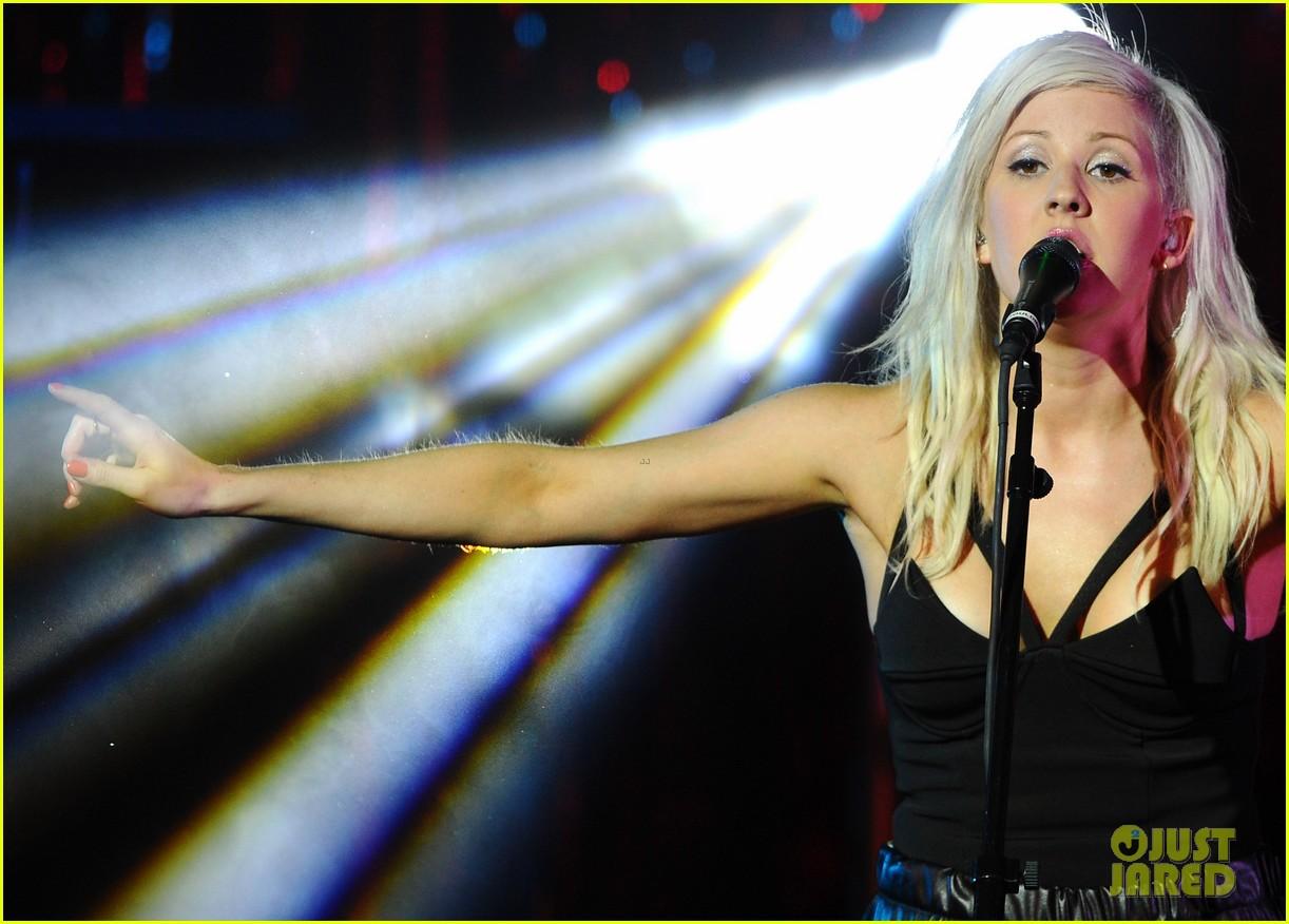 nicole scherzinger ellie goulding elles women in music 2012 082647966