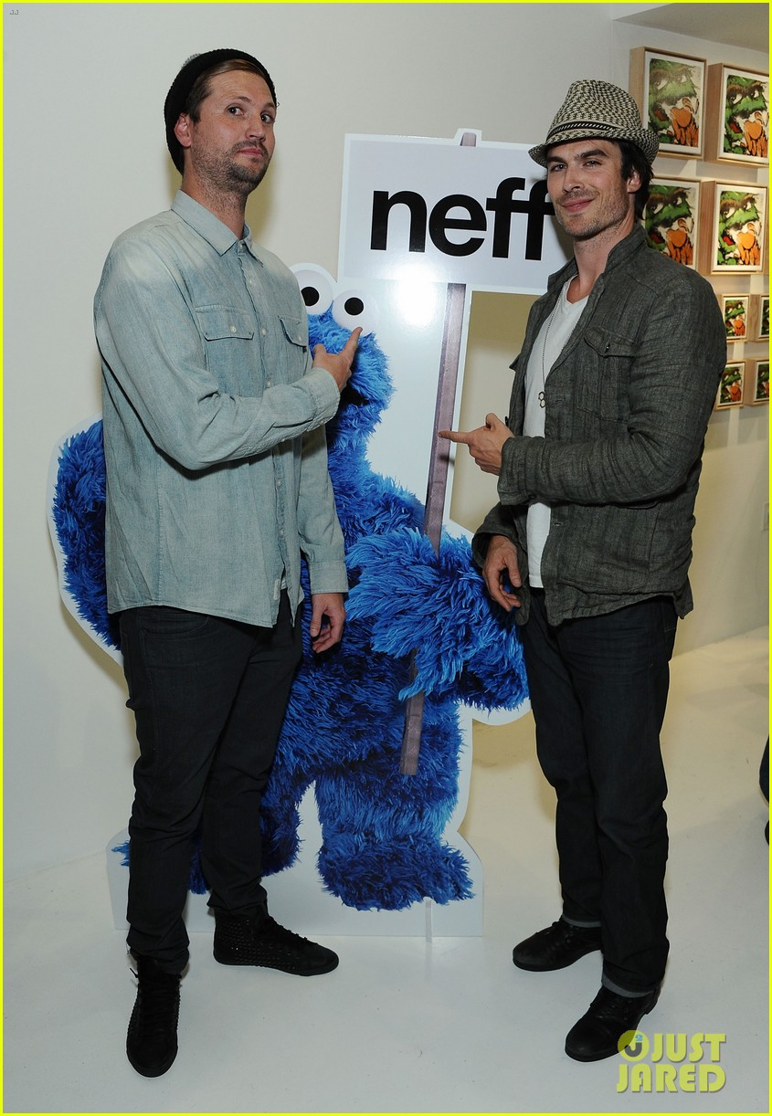 ian somerhalder ryan phillippe neff headwear exhibit 032655144