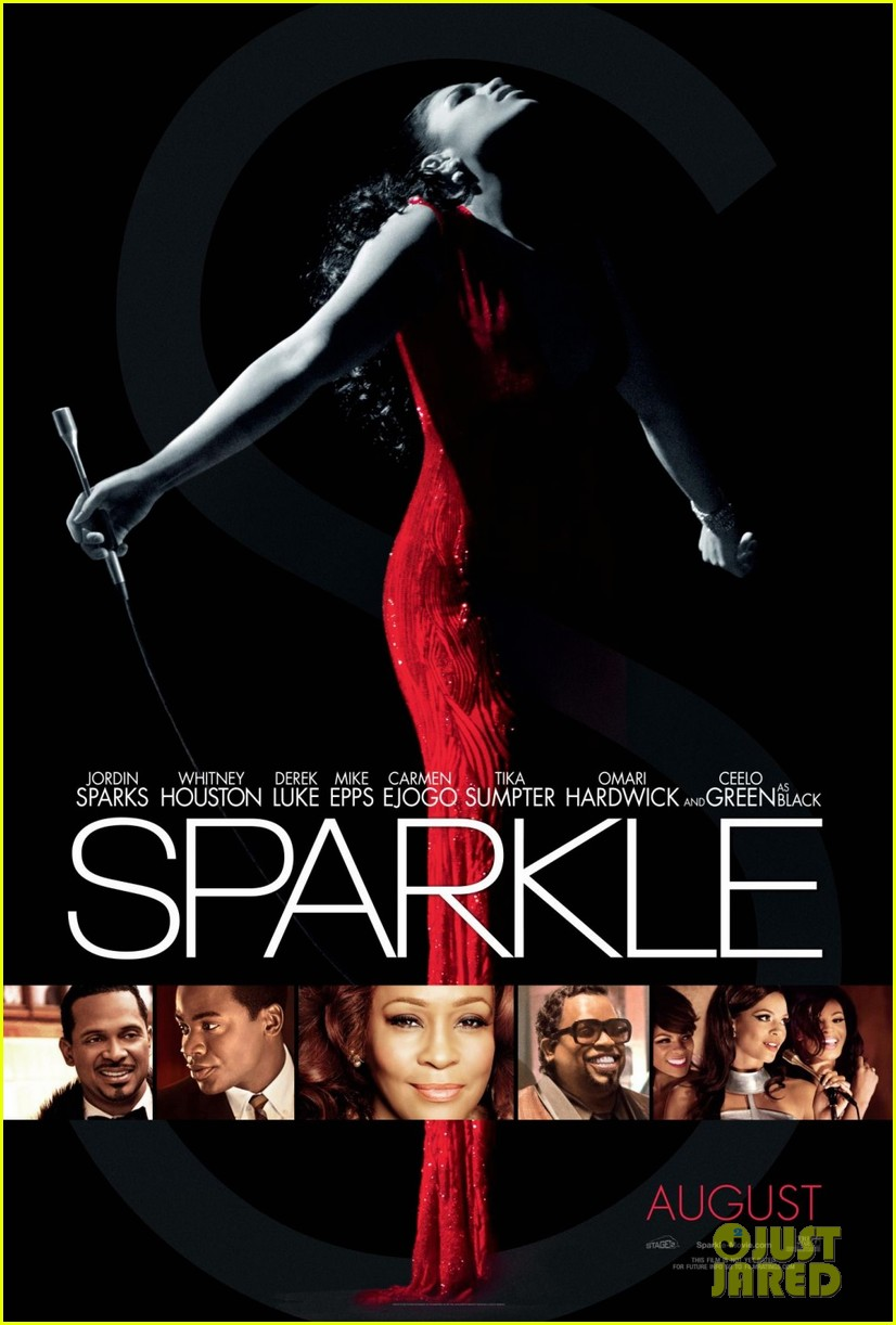 jordin sparks whitney houston sparkle