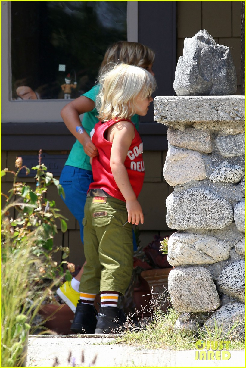 gwen stefani boys family 022655557