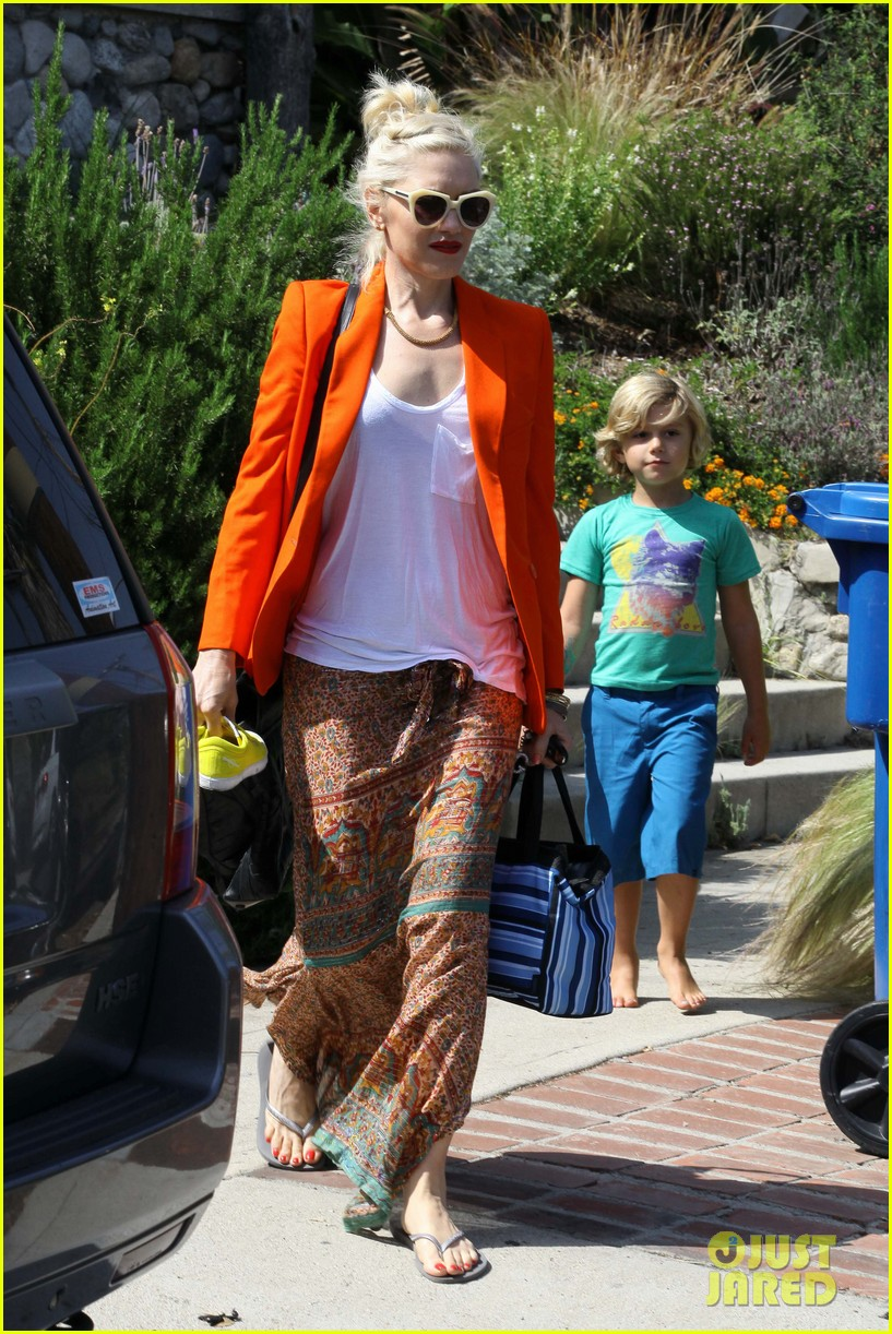 gwen stefani boys family 052655560